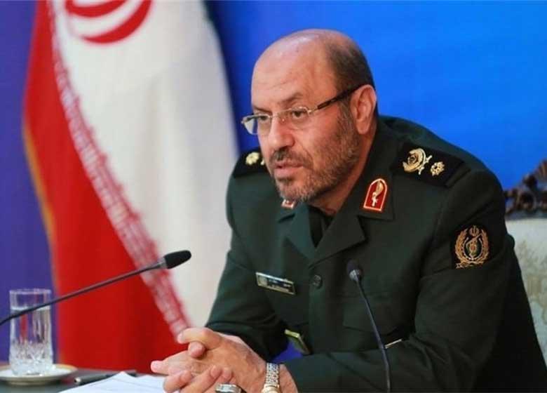 مذاکرات سردار دهقان با ۸ وزیر دفاع در مسکو