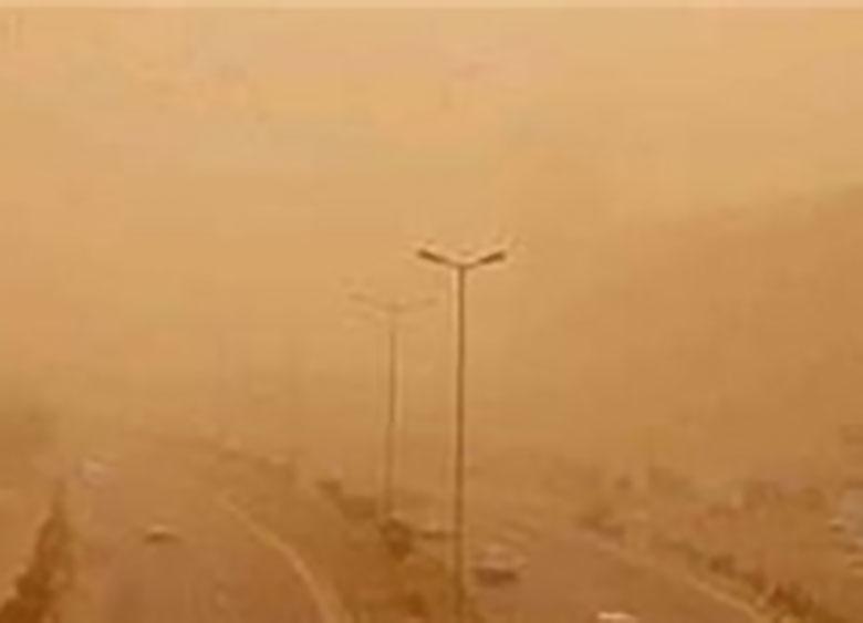 گردوخاک در نوار شرقی کشور و خوزستان از فردا
