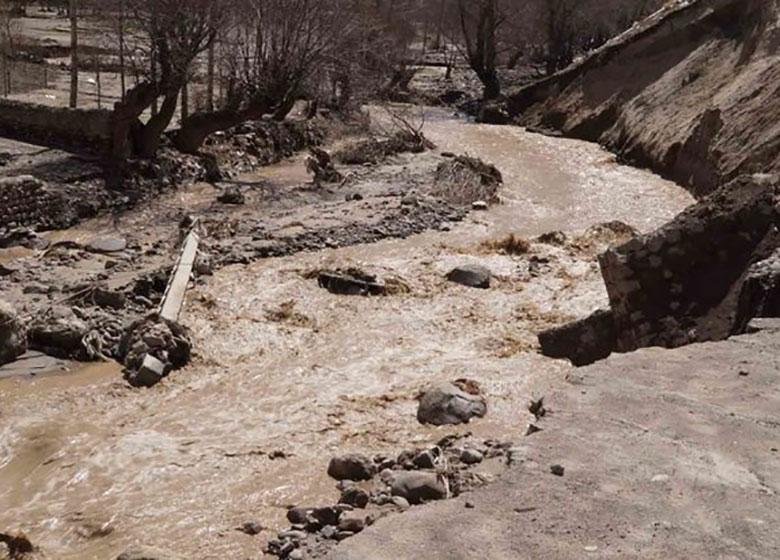 سیل شمال غرب کشور ۴۶۸ میلیارد تومان خسارت به کشاورزی وارد کرد