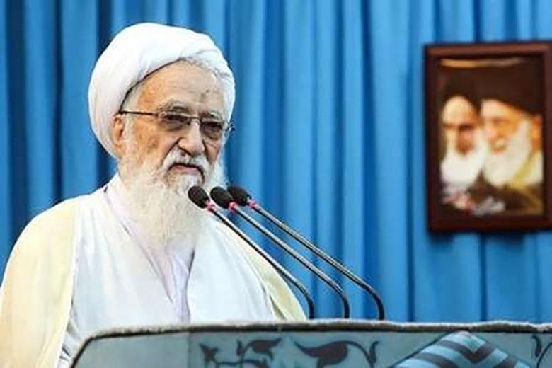 نماز جمعه این هفته تهران به امامت آیت الله موحدی کرمانی برگزار می شود
