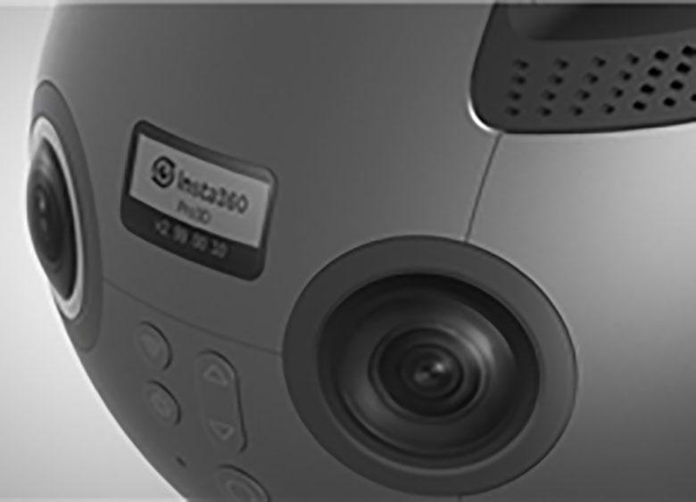 فیلمبرداری ۳۶۰ درجه با دقتی بالاتر از دوربینهای فوق دقیق