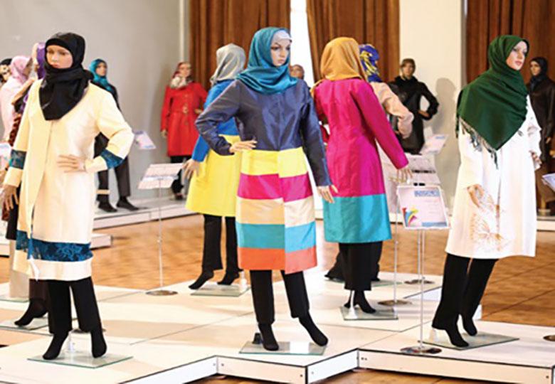 سود لباسهای اسلامی در جیب تولیدکنندگان خارجی