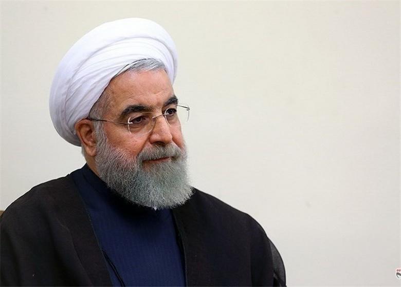 روحانی: بعضیها از کلمه افتتاح خوششان نمیآید