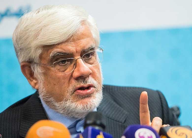 عارف: ضعفهای دولت روحانی را میپذیریم