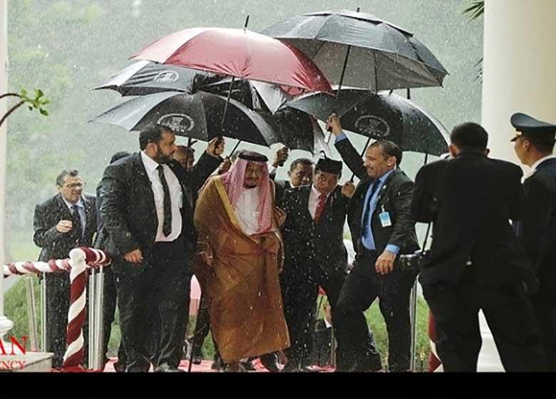 رئیس جمهور اندونزی خطاب به شاه عربستان؛ ناامیدم کردی!