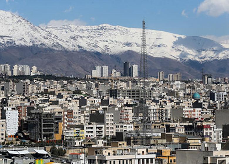 سونامی بلندمرتبه سازی در تهران از دهه ۸۰ به بعد