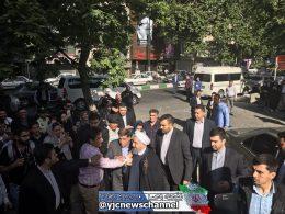 نامزدهای انتخابات ریاست جمهوری در کدام مناطق تهران رای دادند ؟