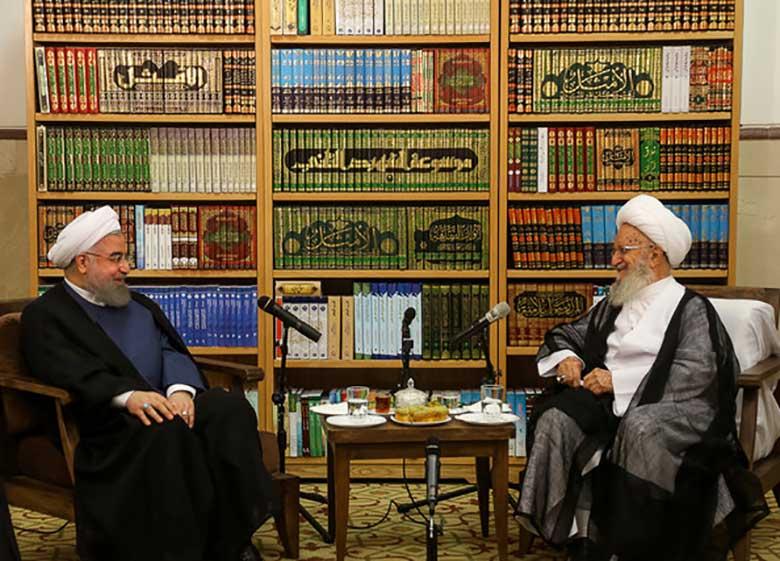 رئیسجمهور: خود را موظف به رشد و اعتلای دین و مذهب در جامعه میدانیم