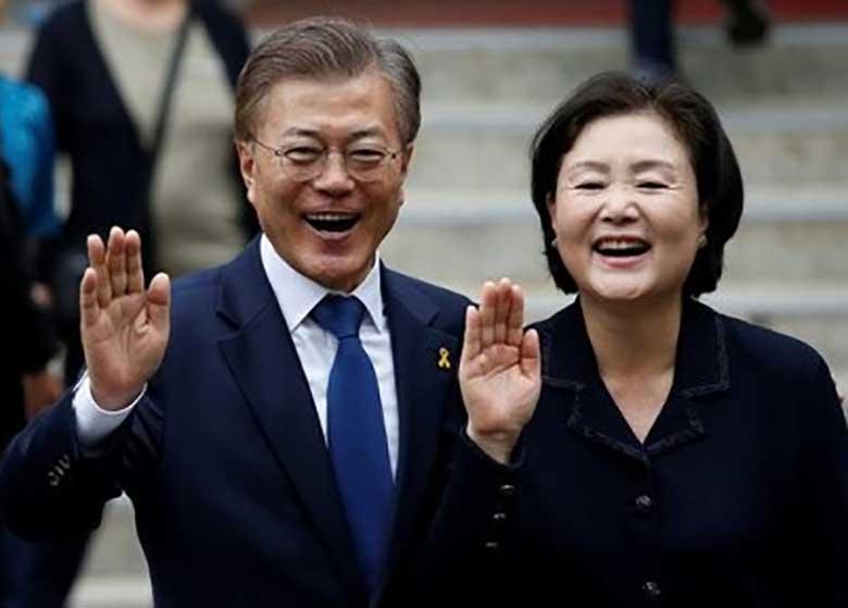 نتایج اولیه انتخابات ریاست جمهوری کره جنوبی