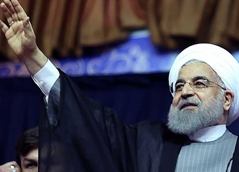 روحانی در نظرسنجی ها پیشروست؛ او بازهم رئیس جمهور خواهد شد