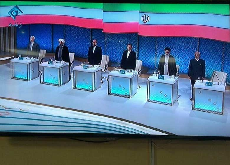 کدام کاندیداها امروز از رسانه ملی با مردم صحبت میکنند + جدول