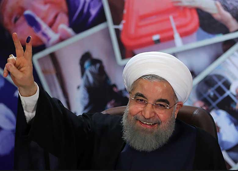تا ۱۴۰۰ با روحانی/ دوباره ایران، دوباره امید
