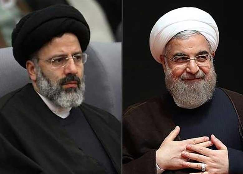 اختلاف رای رئیسی و روحانی در مشهد