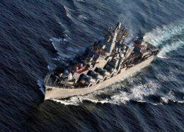 تصاویر : توانمندی نظامی ناوگان دریایی روسیه