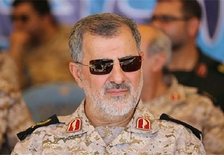 فرمانده نیروی زمینی سپاه شهادت حاج شعبان نصیری را تسلیت گفت