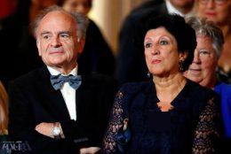 والدین رئیسجمهور جدید فرانسه +عکس