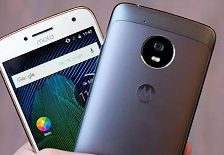 اولین تصویر لو رفته از گوشی Moto G۵S را ببینید