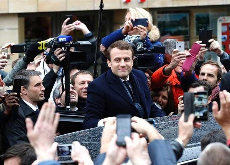 رئیس جمهور ۳۹ ساله فرانسه را بیشتر بشناسیم