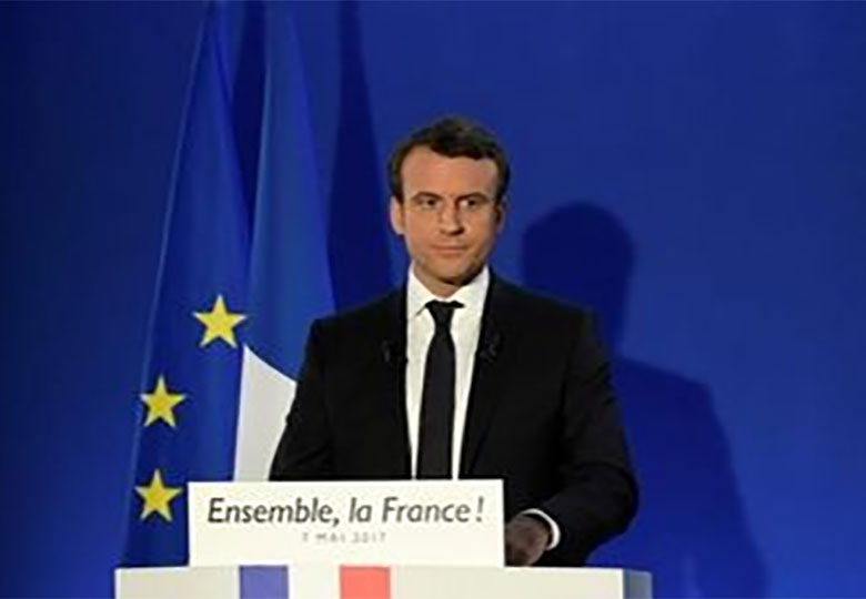 استقبال صنعت خودرو از انتخابات فرانسه