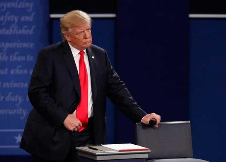نیویورک تایمز: ترامپ منفورترین شخصیت سیاسی تاریخ آمریکاست