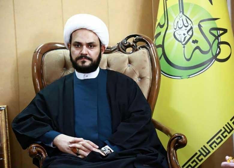پیام تبریک دبیرکل مقاومت اسلامی نجباء به حسن روحانی