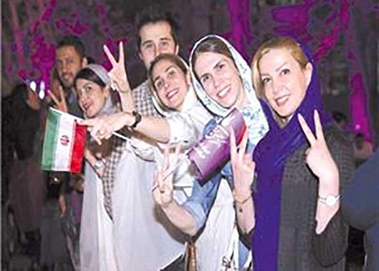چرائي رشد اعتماد مردم به روحاني در انتخابات