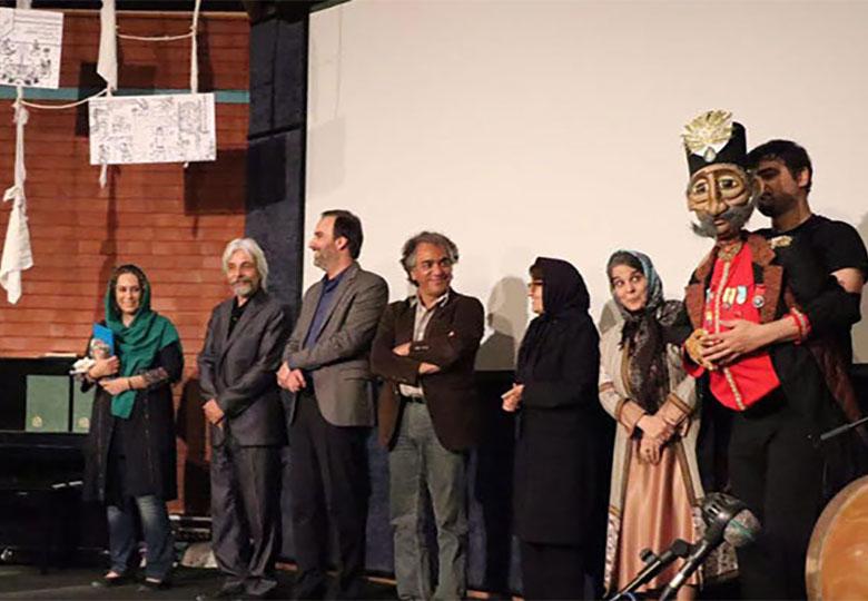 جشنهای خانه تئاتر به روز هفتم رسید