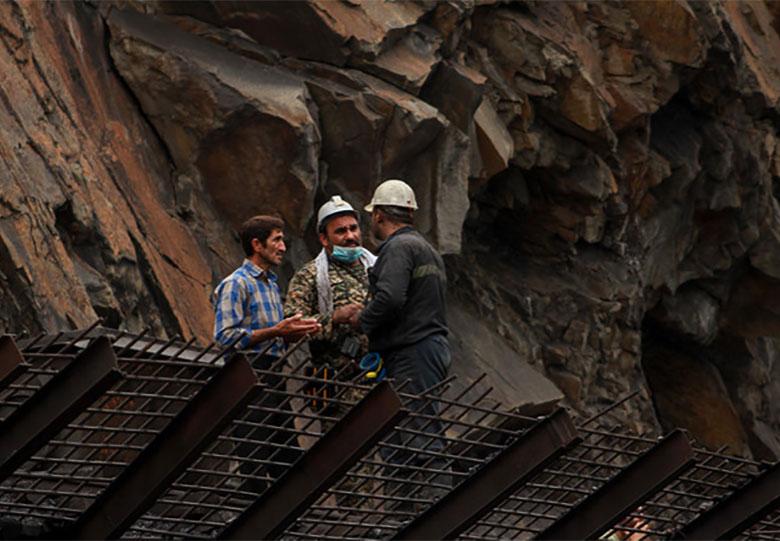 بررسی وقایع حوزه معدنکاری در دانشگاه امیرکبیر