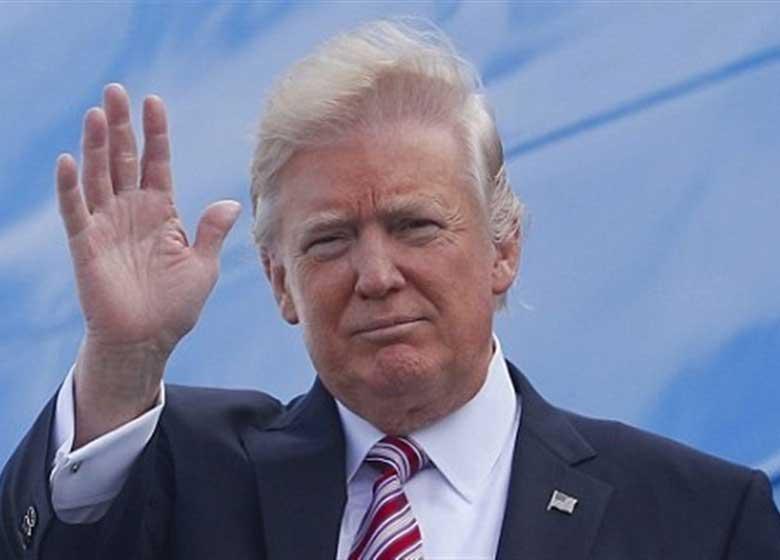 ترامپ به عربستان و تلآویو سفر میکند