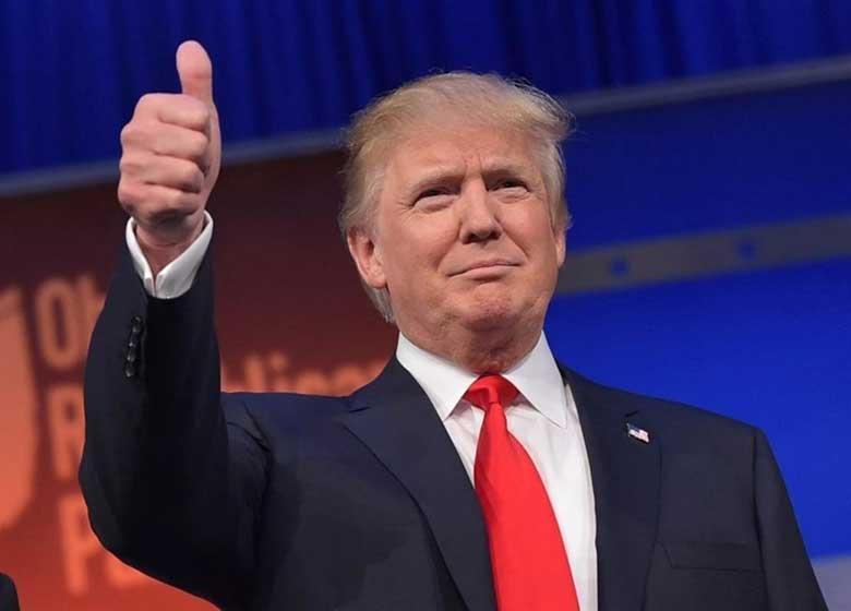 ترامپ: میلیاردها دلار را از خاورمیانه به آمریکا آوردم