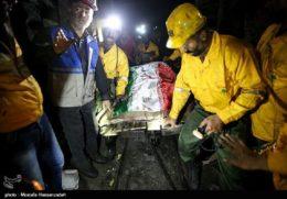 خروج پیکر ۷ معدنچی دیگر از معدن آزادشهر+ عکس