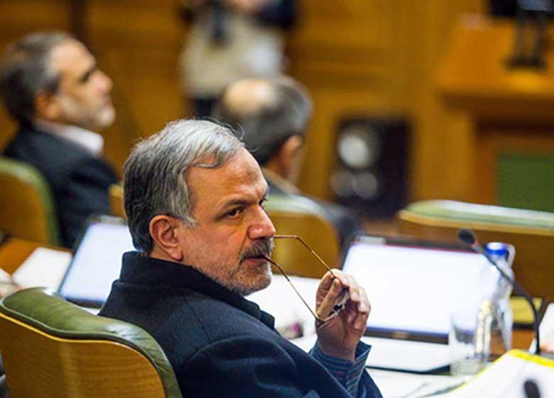 کنایه جالب مسجد جامعی به شهردار تهران