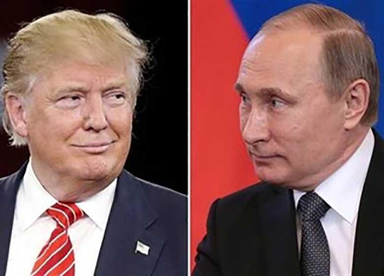 پوتین و ترامپ با یکدیگر دیدار میکنند