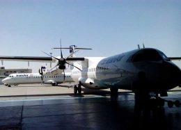 تصاویر : ۴ هواپیمای جدید ایتیآر به ایران رسید.
