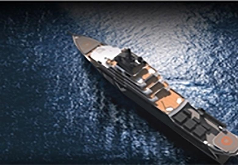 پیشرفتهترین کشتی تحقیقاتی جهان ناجی اقیانوسها میشود
