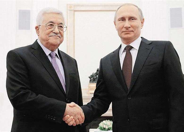 محمود عباس و پوتین در سوچی دیدار میکنند