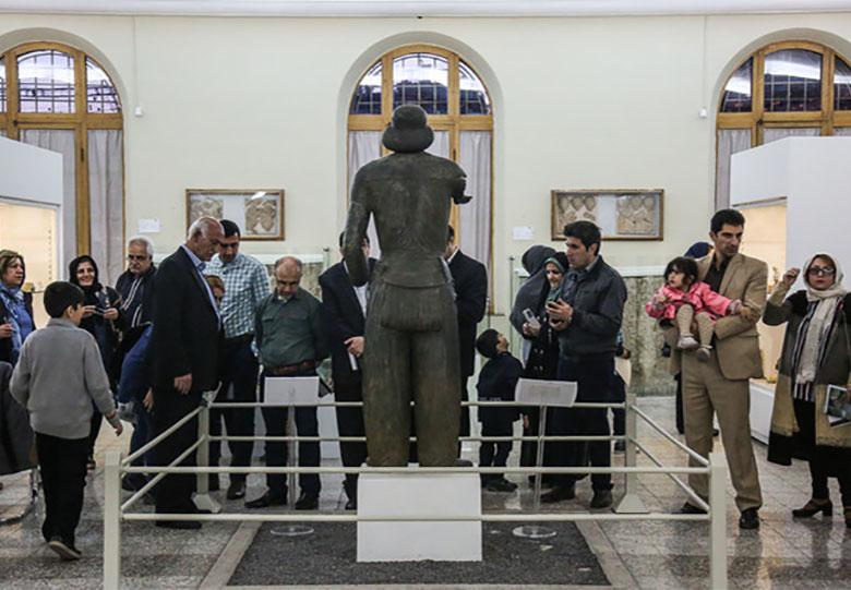 کاخها و موزهها روز انتخابات تعطیل نیستند