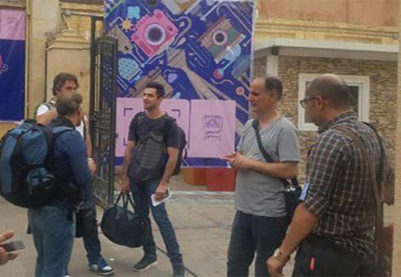 عکاسان خارجی جشنواره عکس شیراز: ایران کشوری امن و با جاذبه های فراوان است