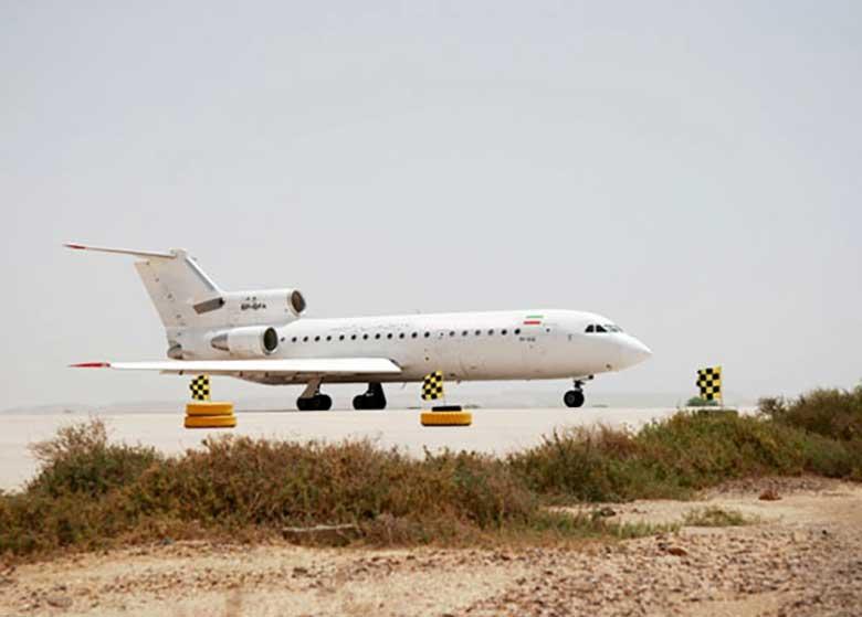 بلیت ۱۸۰ هزار تومانی هواپیما برای سفر به قشم ایده آل است