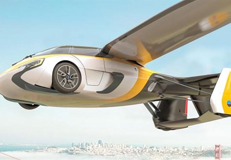 اولین خودروی جذاب و زیبای پرندهی جهان آمادهی تولید شد