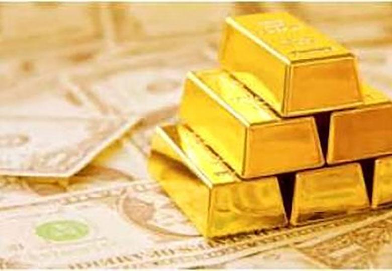 رشد شاخص دلار طلا را ناکام کرد