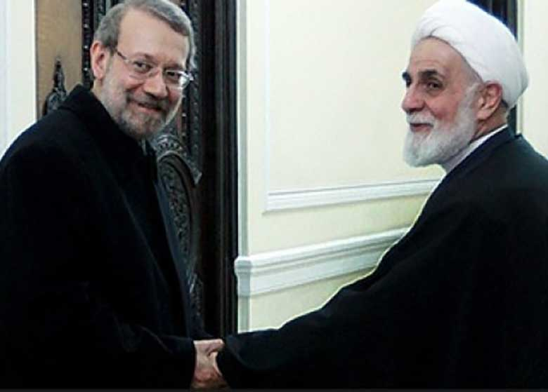 ذوالنور: آرزو داشتیم که لاریجانی و ناطق در این انتخابات سکوت کنند اما…