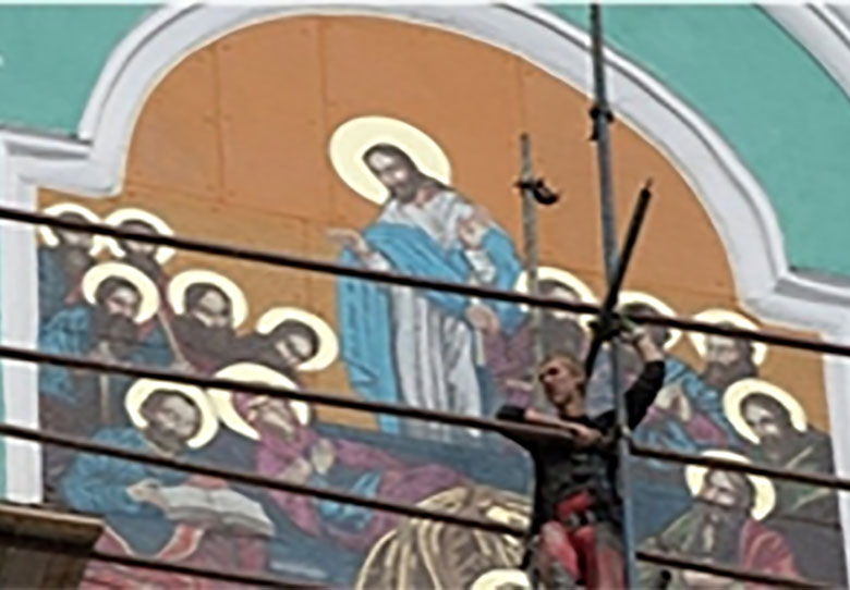 درخواست بودجه ۱۴ میلیارد روبلی کلیسای «پراواسلاو» روسیه برای بازسازی