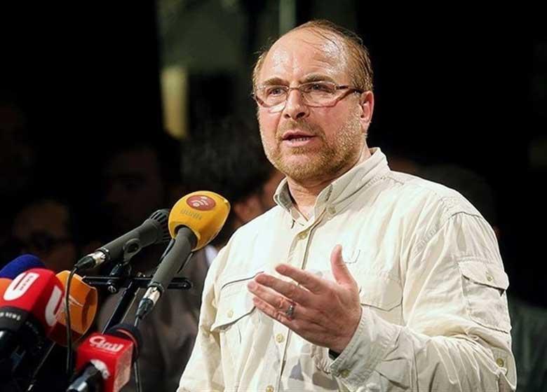 قالیباف: دولت در برجام چک را گرفته، اما نمیتواند آن را تبدیل به پول کند