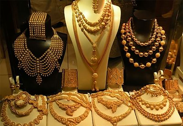 طلاهای خارجی بازار قاچاق است