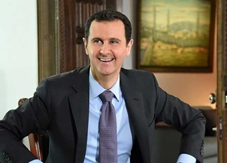 بشار اسد: یا کل سوریه را آزاد میکنم یا استعفا میدهم