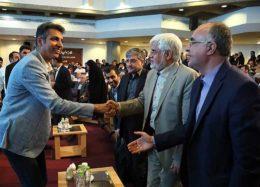 حضور چهره ها در نخستین جشنواره ناصرحجازی