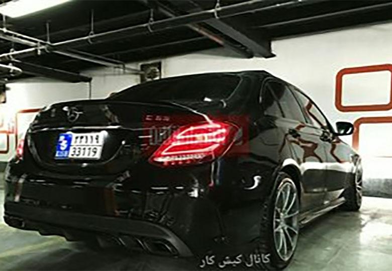 هیولای تازه وارد در کیش پلاک شد +عکس