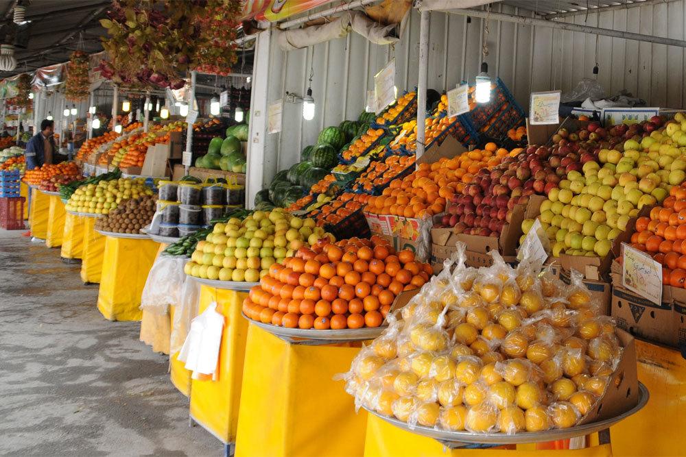 سرگردانی قیمت میوه در نقاط مختلف شهر + نرخ انواع میوه