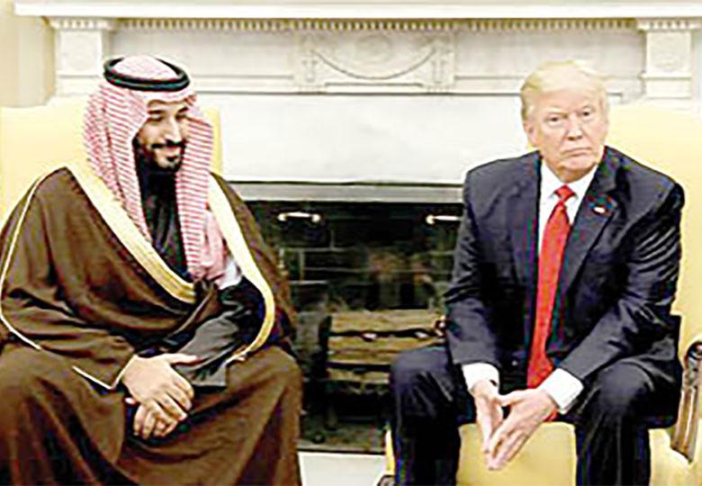 سورپرایز ترامپ برای سعودیها